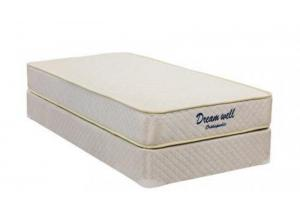 NJDI UF000 PROMO Queen Mattress & Foundation